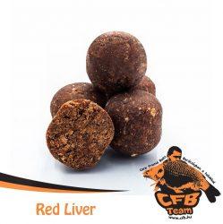 "Red ""BEAST"" Liver  bojli - 30mm - 10kg"