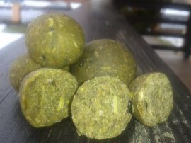 Green Beast bojli