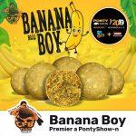 Banana Boy Stabilizált bojli