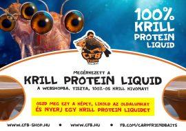 KRILL PROTEIN LIQUID  250ml