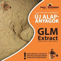 GLM Kagyló kivonat