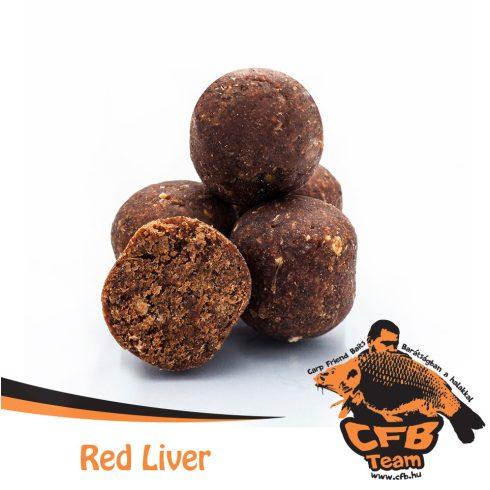 """CFB Red """"Beast"""" Liver  bojli - 30mm - 10kg"""