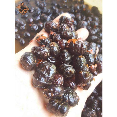 Fekete tigrismogyoró XXL - édes-csípős csilis