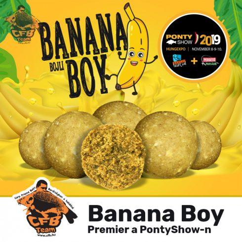 CFB Banana Boy bojli