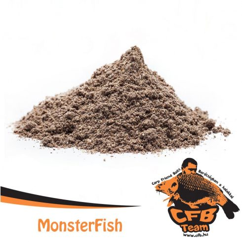 Monster Fish mix