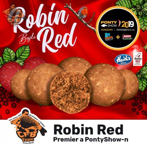 CFB ROBIN RED OLDÓDÓ BOJLI